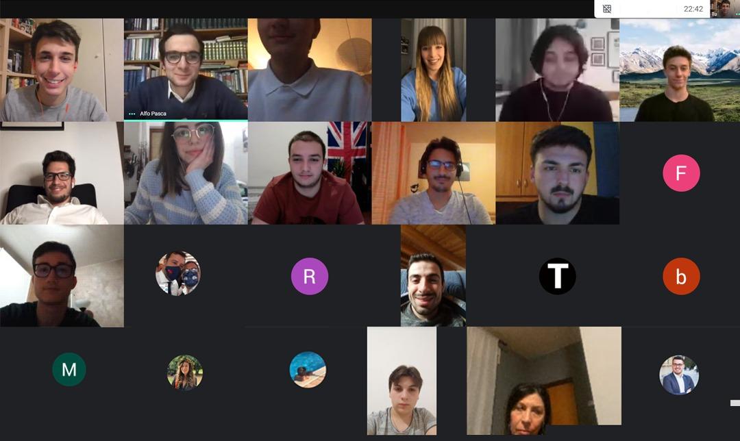 Lega Giovani Ticino - Giovedi primo aprile
