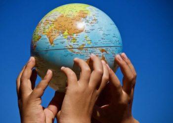 Mappamondo-Giornata della Terra