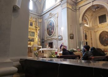 funerali Rosalba Bragalini