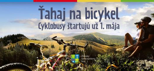 ŽSK – Cyklobusy začínajú jazdiť už v máji