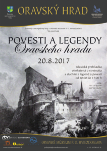 POVESTI A LEGENDY 2017