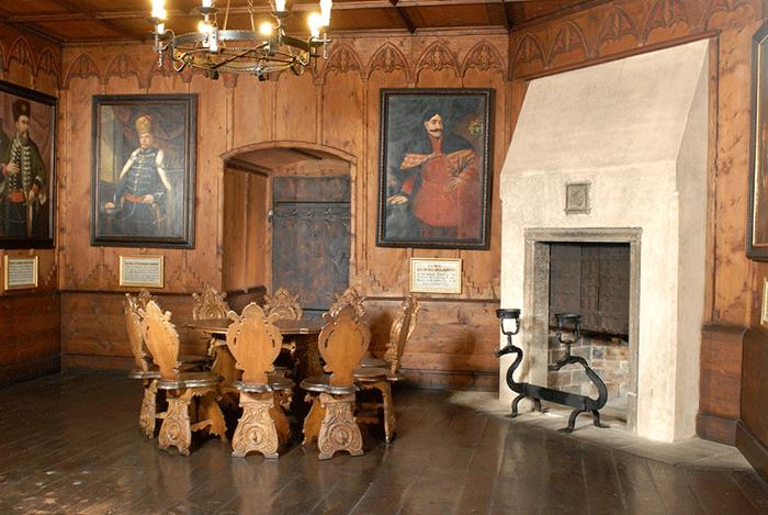 hrad galeria korvin