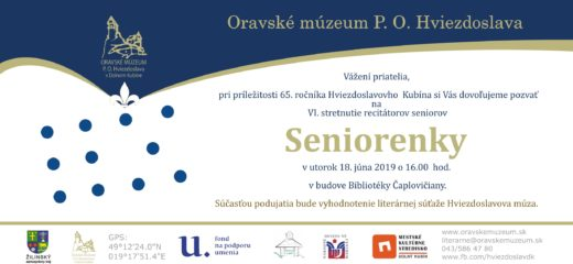 VI. Seniorenky