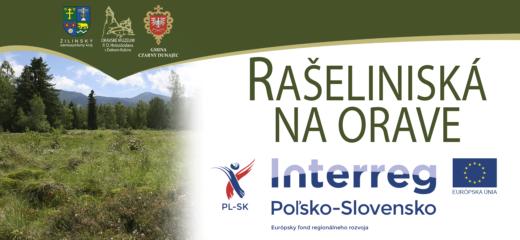 """Medzinárodný seminár """"Rašeliniská na Orave"""""""