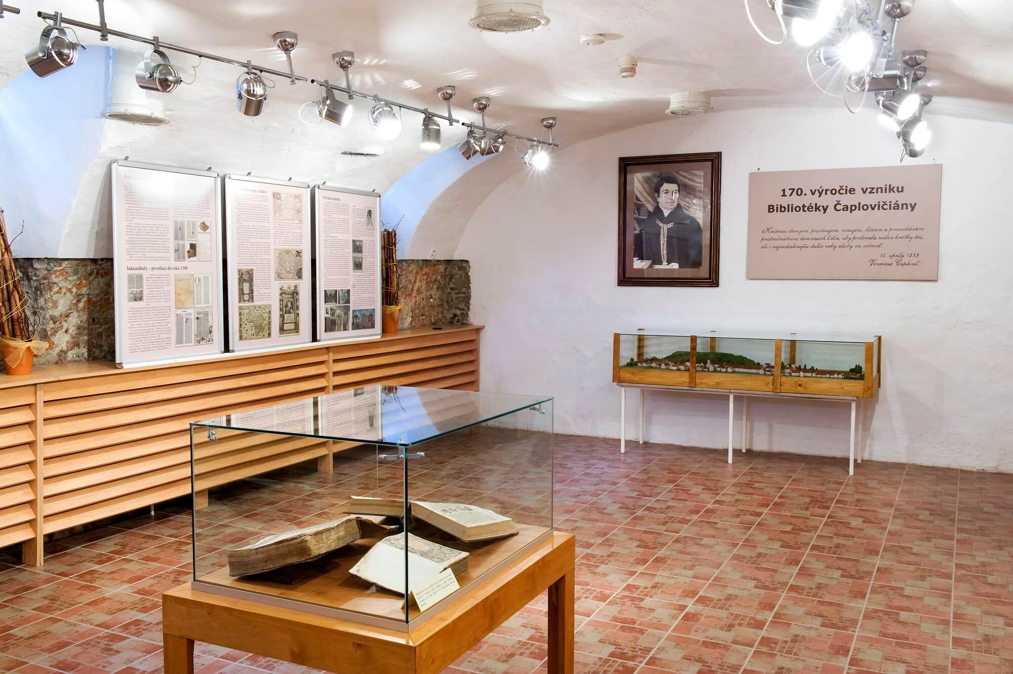 Čaplovičova knižnica