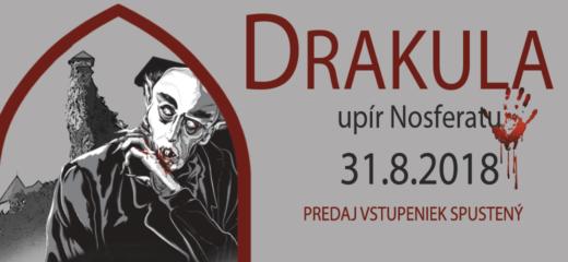 Drakula – upír Nosferatu