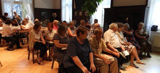Otvorenie 64. Hviezdoslavovho Kubína – Seniorenky