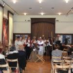 vystúpenie v pristoroch literárnej expozície p.o.hviezdoslava