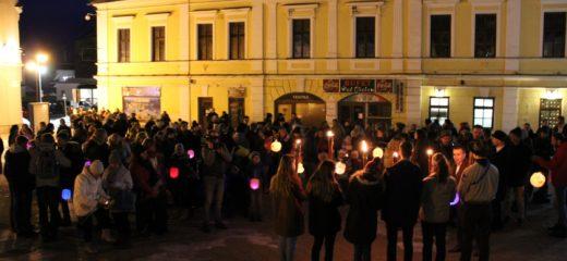 Hviezdoslavov lampiónový sprievod