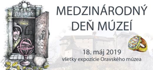 Deň múzeí v Oravskom múzeu