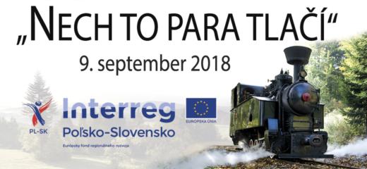 """Mikroprojekt  """"Múzeum na koľajniciach – objavujeme históriu úzkorozchodných železníc na poľsko – slovenskom pohraničí"""""""