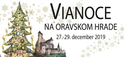 Vianoce na Oravskom hrade