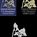 logo oravske muzeum