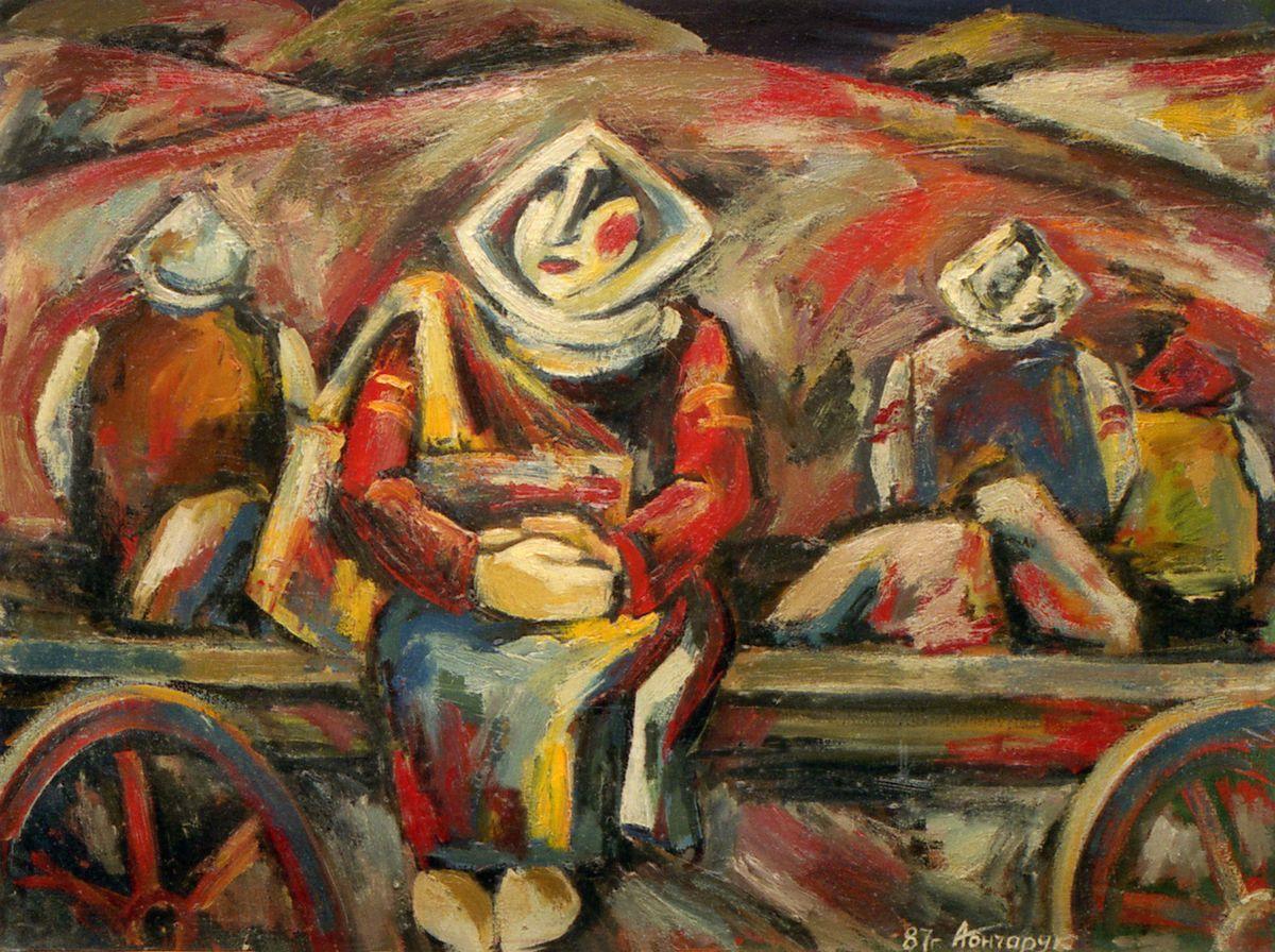 zhinky-karpat-1987