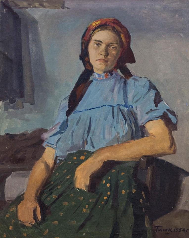 Дівчина з села Люта