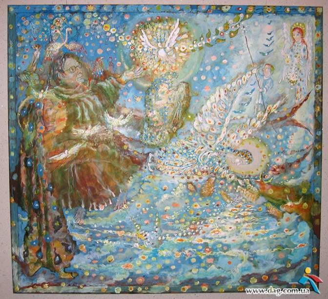 Спасіння Ангелом (Ной)