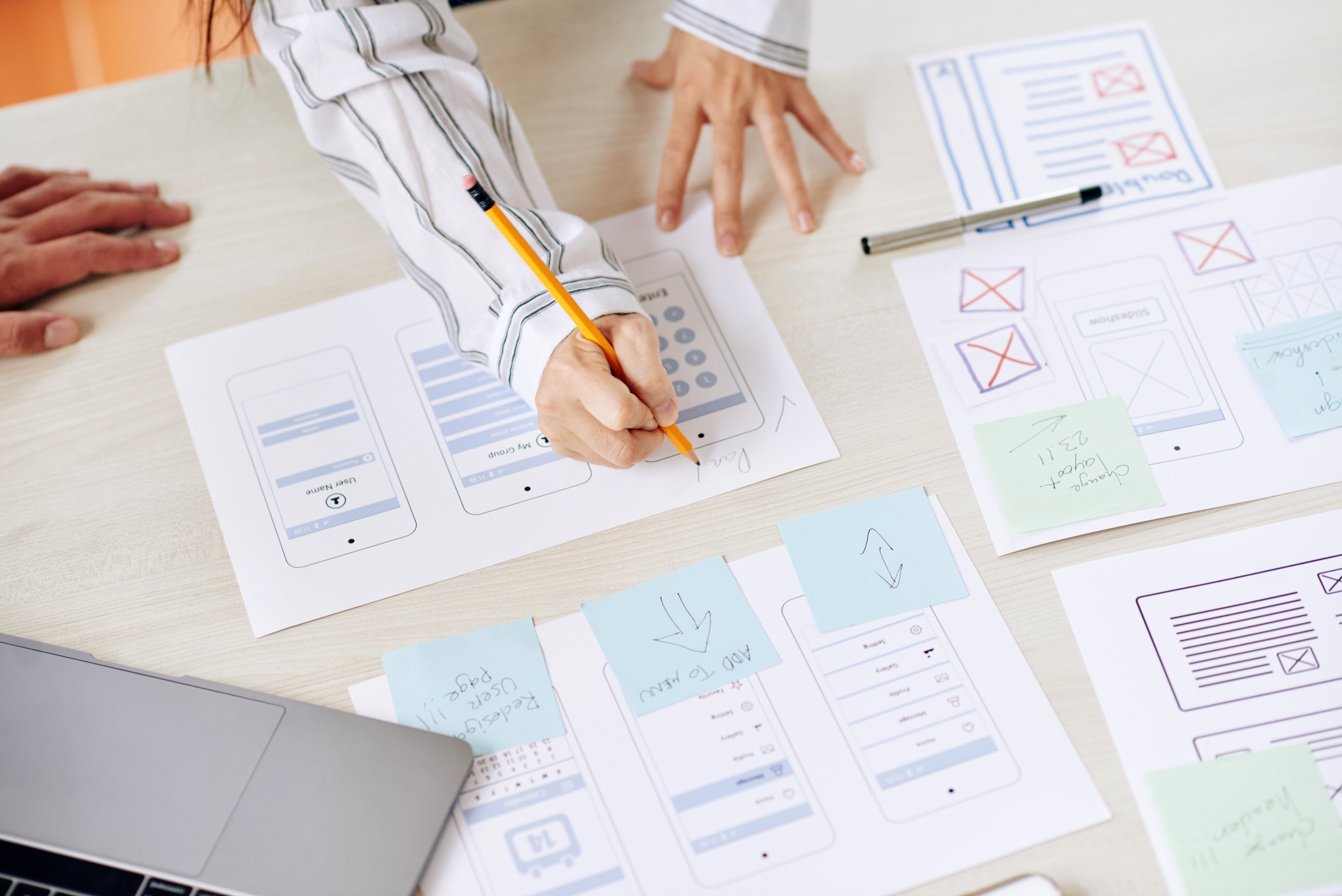 Stages of Design Process