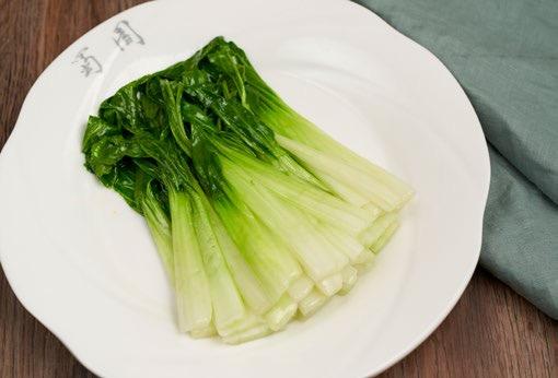 广东菜心 (清炒)  Stir-fried Guangdong Choy sum