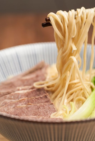 Soup of Noodles with Sirloin[beef]