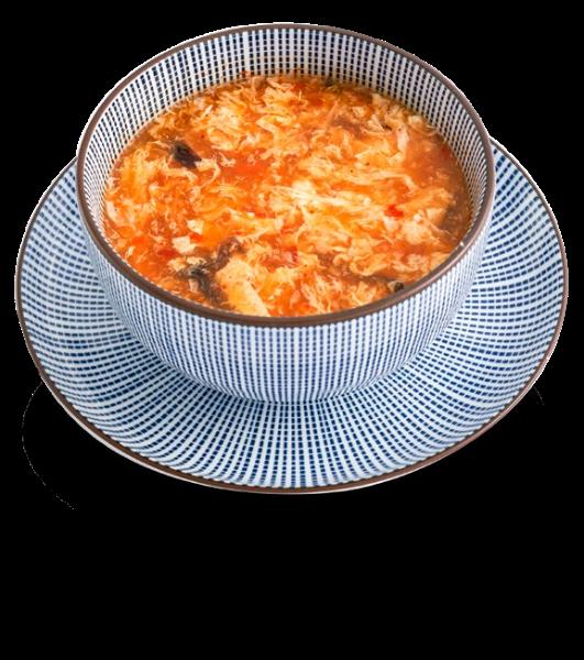 酸辣汤🌶  Sour Soup Pekin style