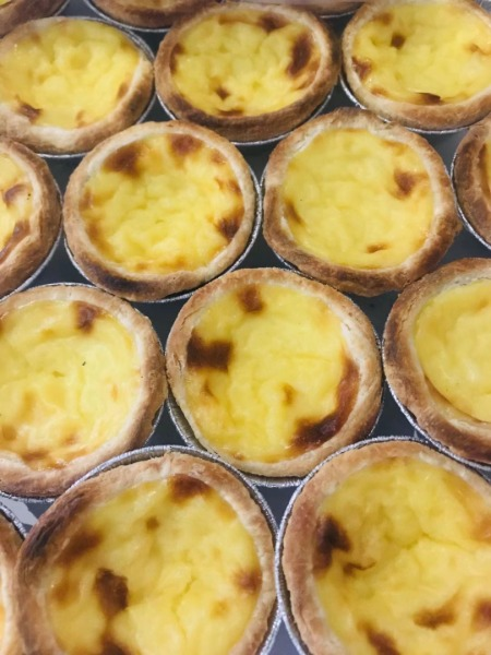 oeuf tarte 2piece 葡式蛋挞(2个)