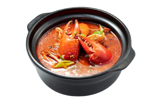 Sauteed Crab in Hot Spicy Sauce 招牌香辣蟹