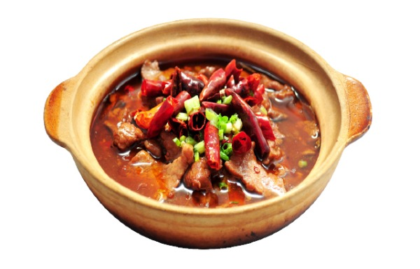 Sliced Beef in Hot Chili Oil 水煮牛肉(小)