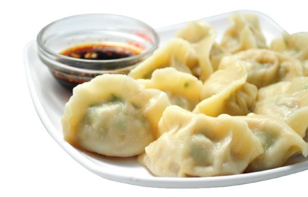 Raviolis Pékinois aux légumes (12pcs) 三鲜水饺