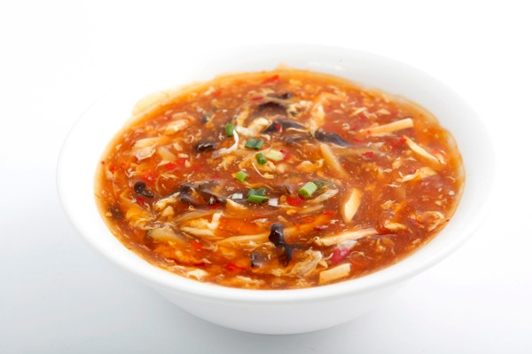 Hot and Sour Soup 酸辣汤