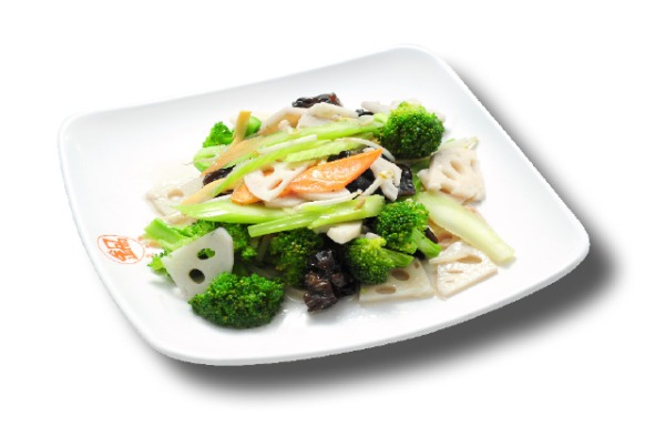 Sautéed Assorted Vegetables 什锦蔬菜