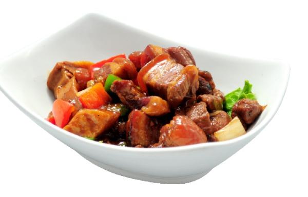 Braised Pork, Sichuan Style 红烧肉