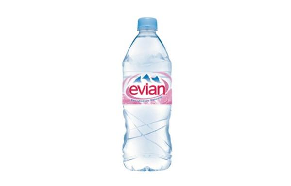 Evian 50cl