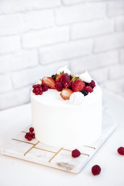 Gâteau fruit 15cm