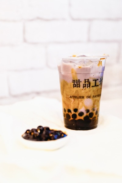 Bubble tea taro 500ml