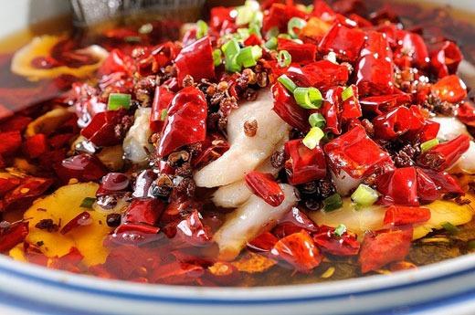 水煮鱼 Marmité aux poissons