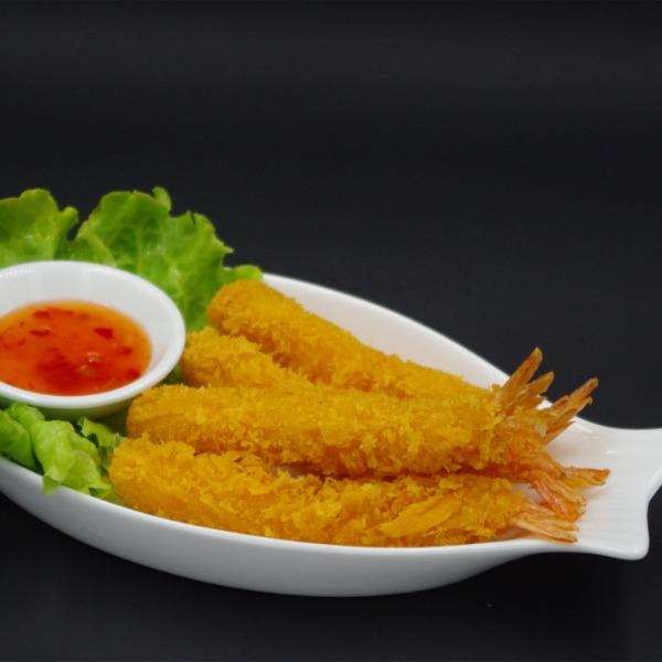 Tempura crevettes (4 pcs)