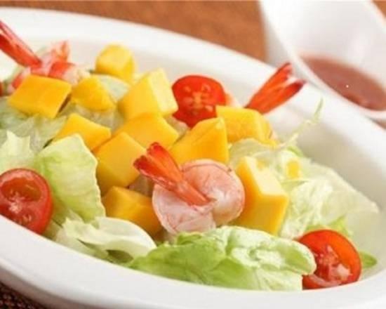 26.Salade de crevettes----grande