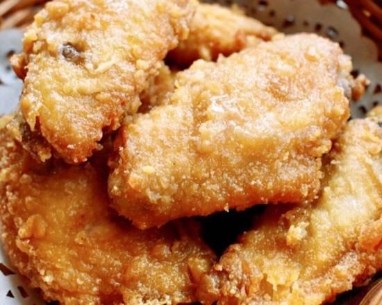 Ailes de poulet au sel et poivre