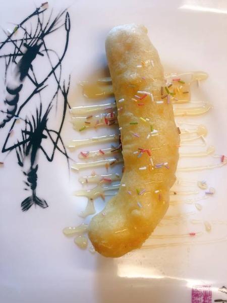 Beignet de banane