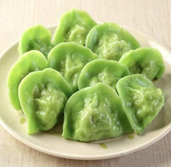 16. Raviolis aux légumes à la vapeur(4pcs)