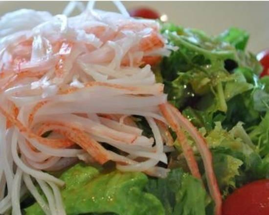 27.Salade de crabes----petite