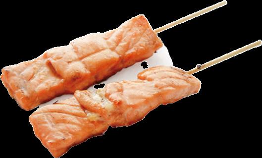 Y11 SHAKE YAKI ( saumon )
