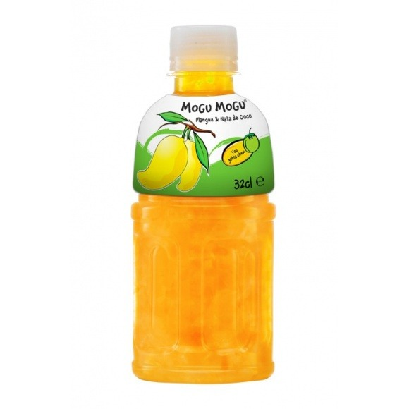 JUS6 Mogu mogu Mangue 32cl
