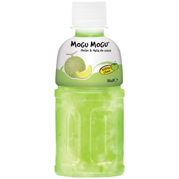 JUS8 Mogu mogu Melon 32cl