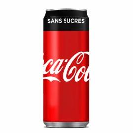 Cola zéro 33cl