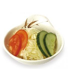 102: Salade crudité