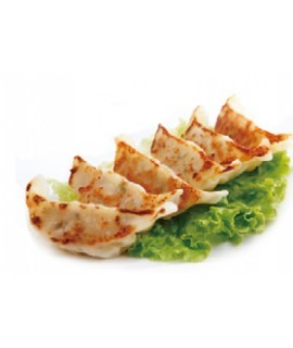 111: Raviolis japonais au poulet et légume 6p