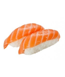 201: Sushi saumon 2p