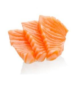 301: Sashimi saumon 10p