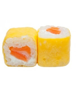 615: Yellow roll saumon fromage 6p
